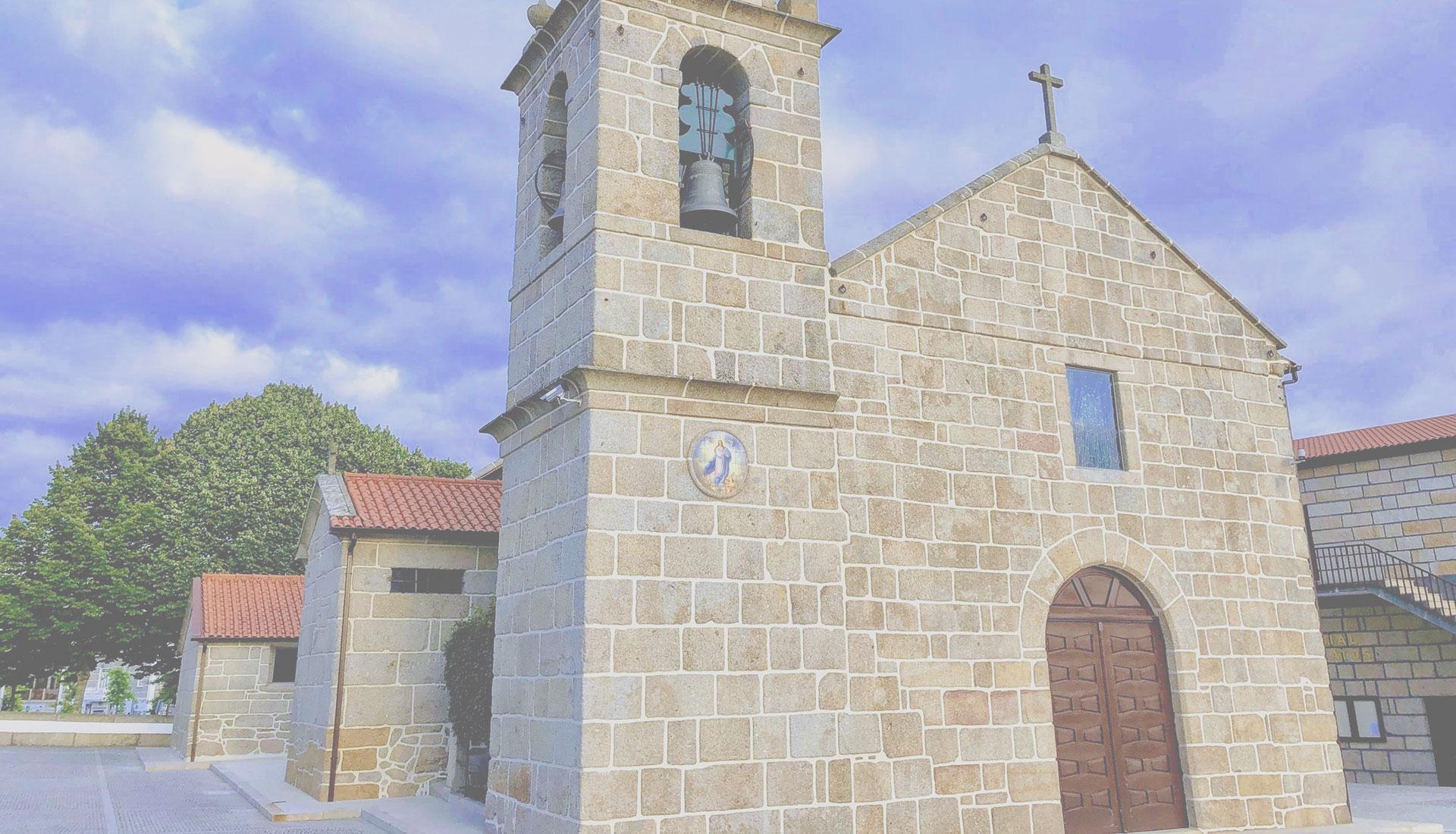 Igreja de Rio de Moinhos